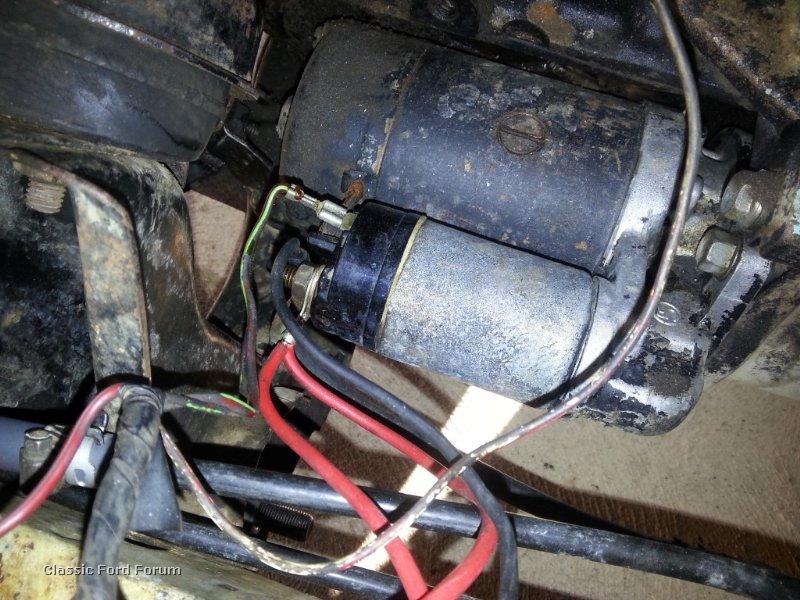 ford 302 mini starter wiring diagram    starter    motor    wiring    classic    ford    forum     starter    motor    wiring    classic    ford    forum
