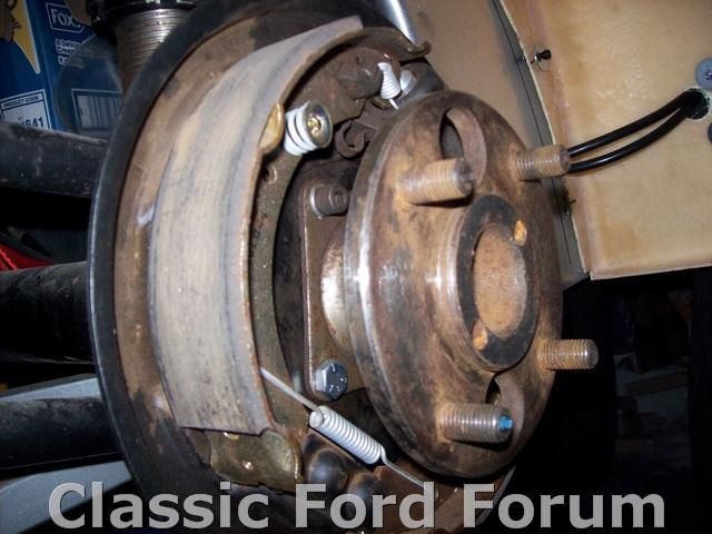 REAR BRAKE FLEXI HOSE for FORD ESCORT mk 1 MEXICO RS1600 RS2000 70-75 BORG/& BEC