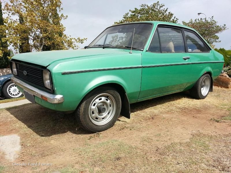Ford Mk2 Escort Coupe - South Australia | Classic Ford Forum