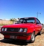 Xr6 turbo powered escort conversion | Classic Ford Forum