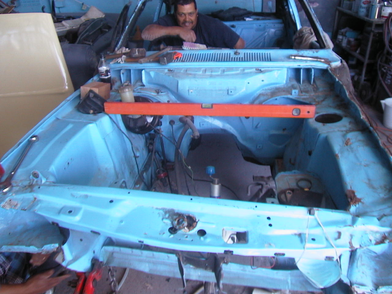 ford capri rs3100