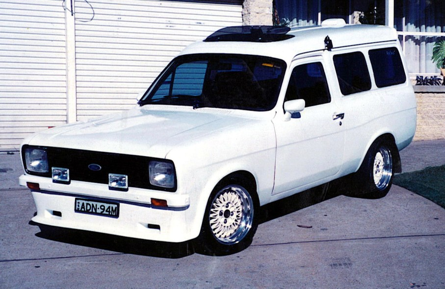 PANEL VANS ONLY | Classic Ford Forum
